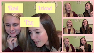 BEST FRIEND TAG || Reilly and Anna
