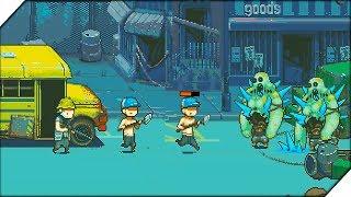 ЭТИХ ЗОМБИ НЕ ПОБЕДИТЬ - Игра Dead Ahead Zombie Warfare # 10 Игра зомби на андроид