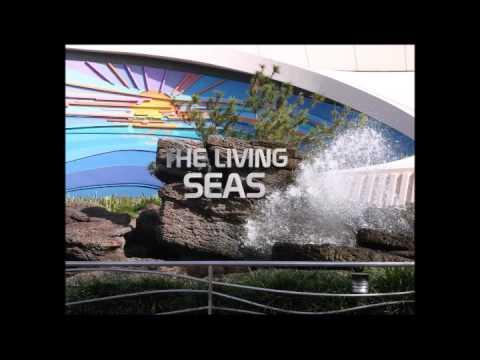 The Living Seas | Original Area Music | Epcot Center | Relaxing Disney Music