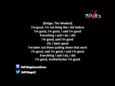 Lil Wayne  Im Good Feat The Weeknd Lyrics On Screen Dedication 5