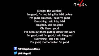 Lil Wayne - I'm Good (Feat. The Weeknd) (Lyrics On Screen) Dedication 5