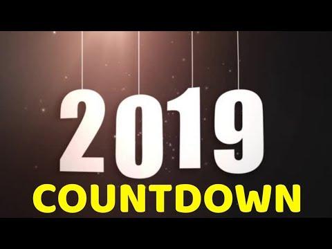 Countdown - Happy New Year 2019 - Beat Music - Last DJ Song 2018