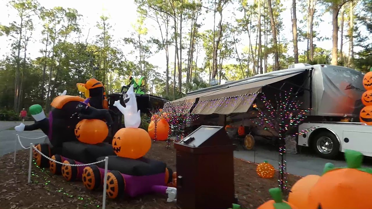 Disney's Fort Wilderness Campground POV and review
