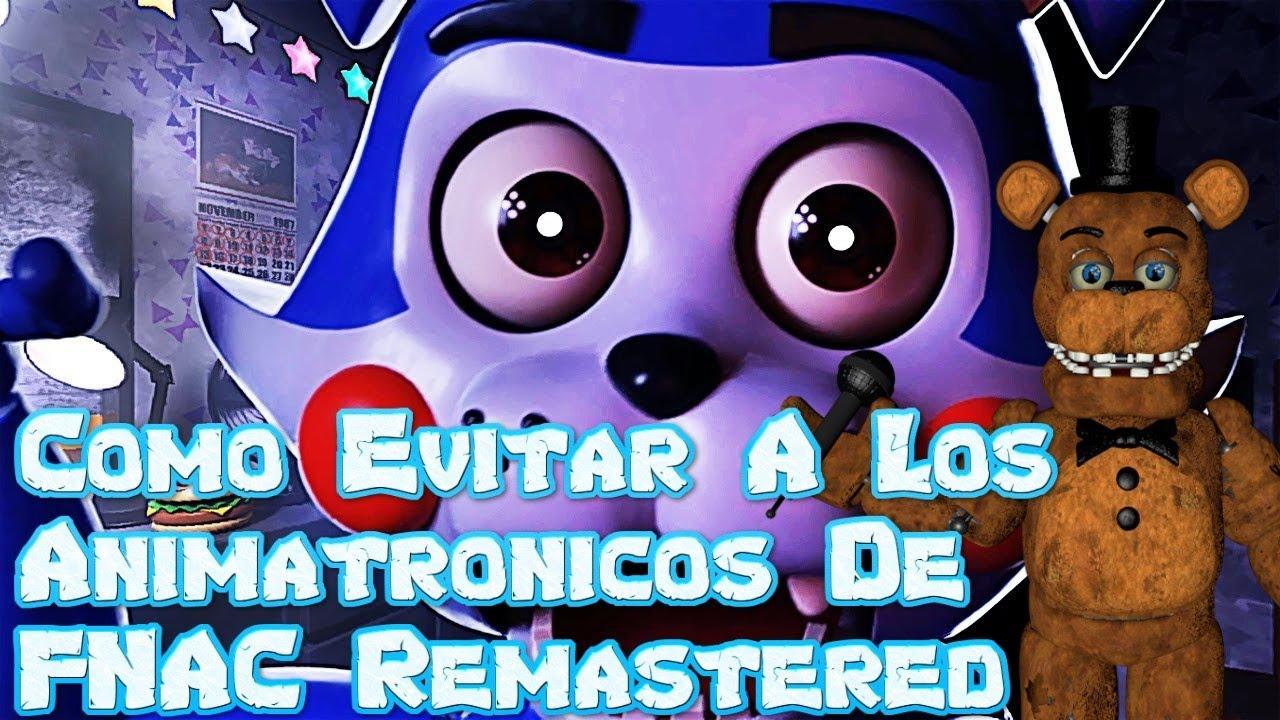 Download Como Evitar A Los Animatronicos De FNAC Remastered