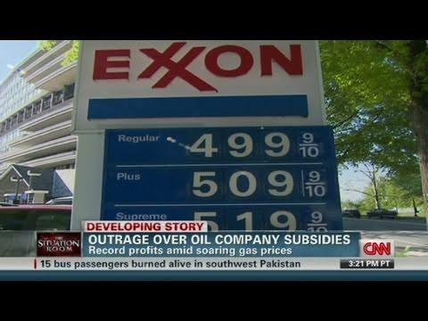 Oil companies gain