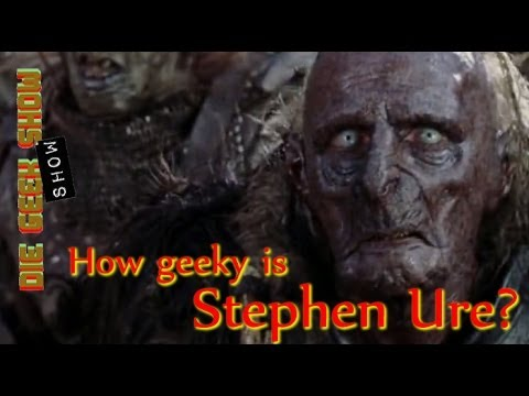 Stephen Ure:
