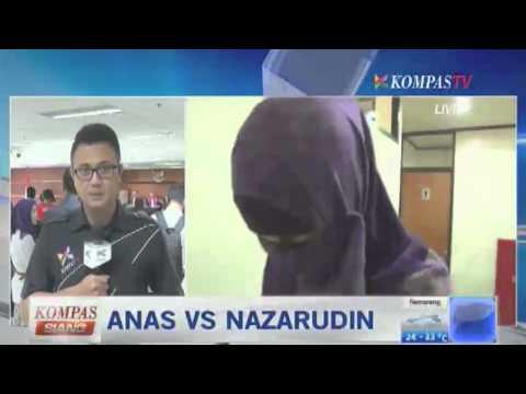 Anas VS Nazarudin - Kompas Siang 14 Agustus 2014