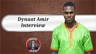 Dynast Amir Speaks On Africa, Excuses Used To Avoid Africa & Solutions For Problems In Black America