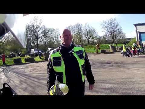 Motorbike CBT Training 2016