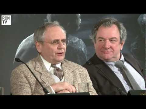 Sylvester McCoy   Radagast  The Hobbit An Unexpected Journey