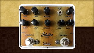 Review Tom Tone Jubilee Dual Drive presented by Eclair Lins