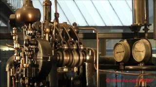Ältester lauffähiger MAN Dieselmotor der Welt, 1903  (oldest…
