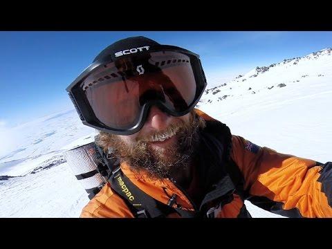Mt Erebus Volcano: Search and Rescue Expedition in Antarctica [HD]