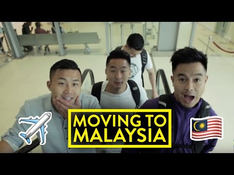 FUNG BROS ARE MOVING TO MALAYSIA!