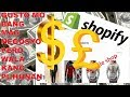 Paano kumita Online Without Capital (Shopify Dropshipping) - Online Selling Step by step Tutorial