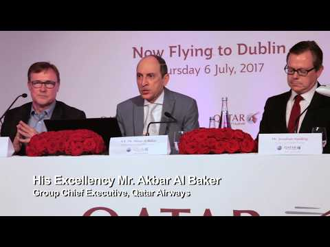 Qatar Airways CEO explains the details of the American Airlines share purchase - Unravel Travel TV