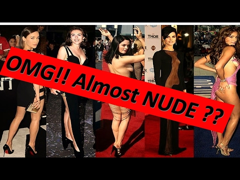 Top 10 Shocking Red Carpet Outfits. http://bit.ly/2GPkyb3
