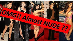 Top 10 Shocking Red Carpet Outfits