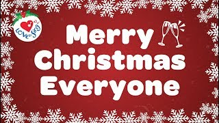 Merry christmas and happy new year playlist top songs carols 🔔 best with lyrics to fill your heart the joy of ...