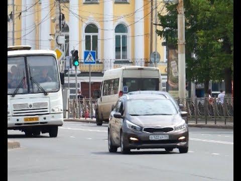 О городском транспорте