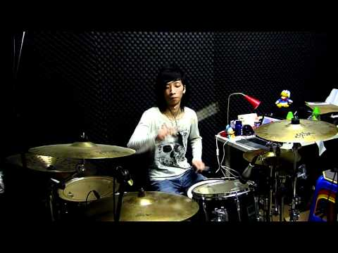 Last Christmas - Tonick (Drum Cover BY Max)