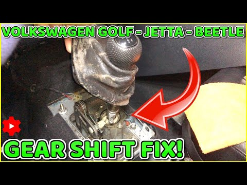 Volkswagen shifting gear problem fix