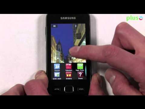 Samsung Wave 533 - tutorial - widgety - recenzja telefonu
