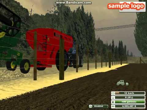 Farming Simulator Estancia San Gabriel V YouTube - Argentina map farming simulator 2013