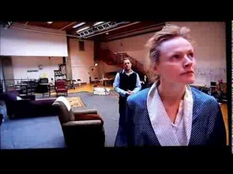 Lindsay Johns The Culture Show - Terence Rattigan