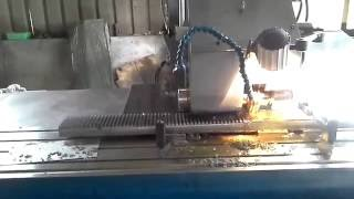 Производство зубчатых реек