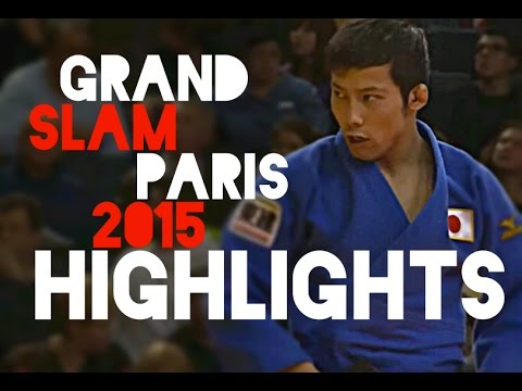 HIGHLIGHTS | GRAND SLAM PARÍS 2015 | JudoAttitude
