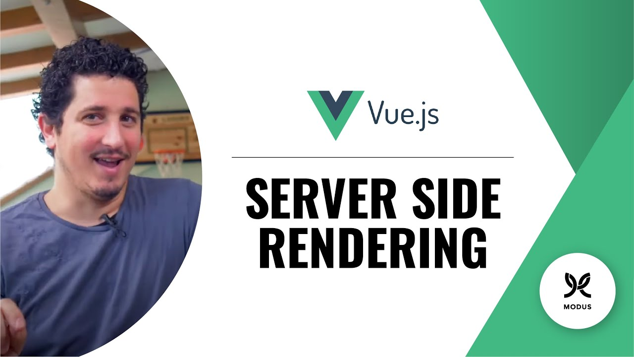 Server Side Rendering with Vue.js 3