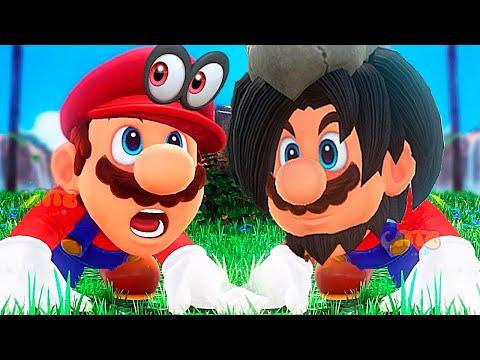 СУПЕР МАРИО ОДИССЕЙ #44 мультик игра для детей Детский летсплей на СПТВ Super Mario Odyssey New