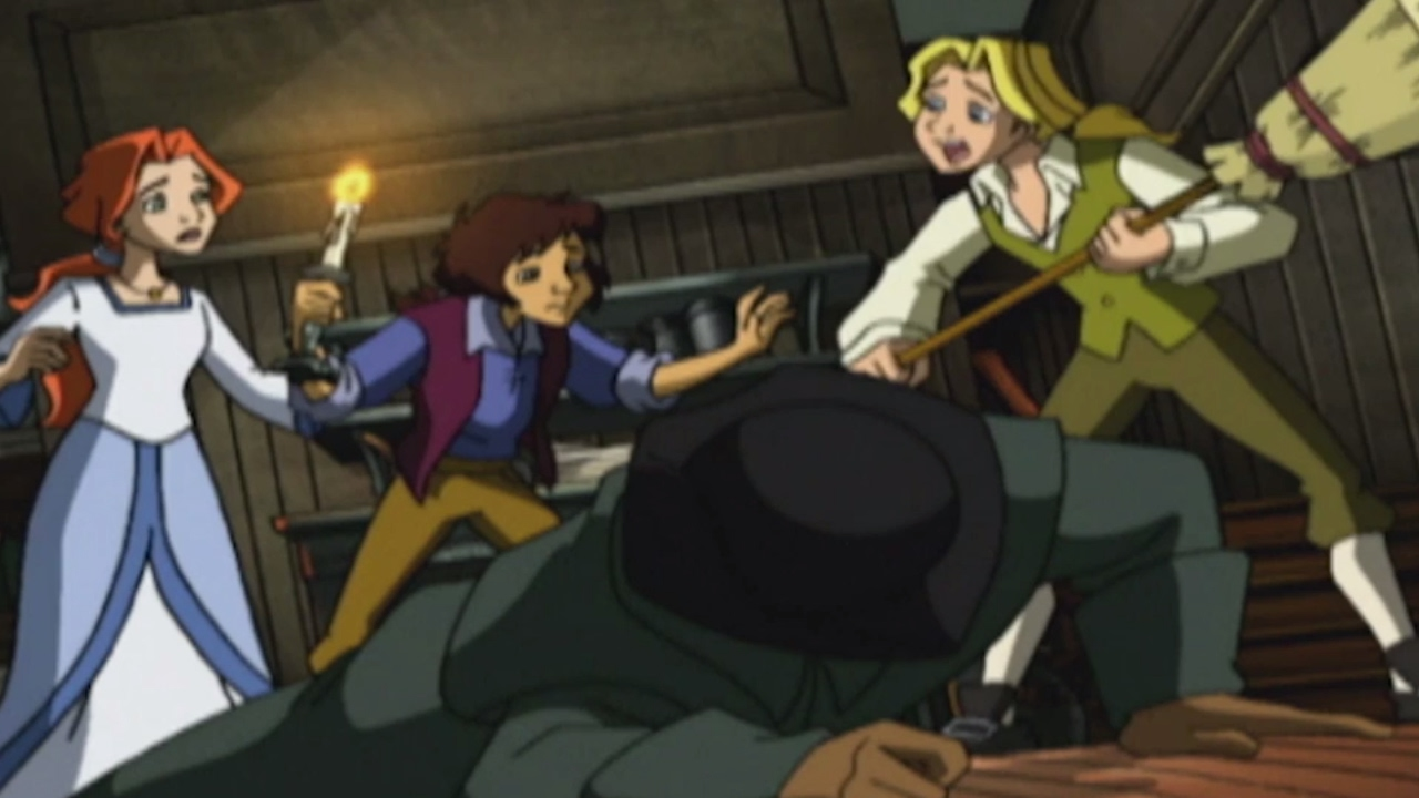 Download Liberty's Kids HD 105 - The Midnight Ride   History Cartoons for Children