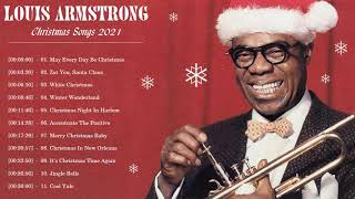 Louis Armstrong Christmas Songs Full Album 🎄🎄 Louis Armstrong Best Album Christmas Songs 2021