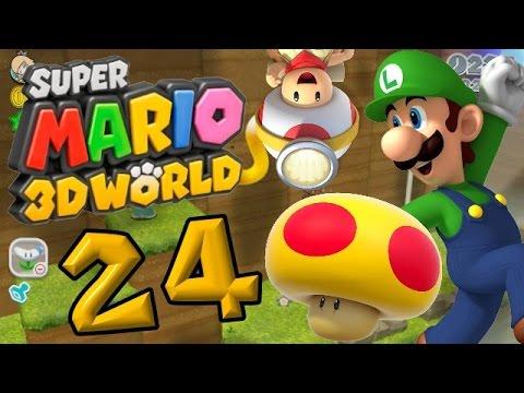 Super Mario 3D World Part 24: Ein etwas anderes Geisterhaus