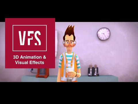 Coffee Time - Vancouver Film School (VFS)