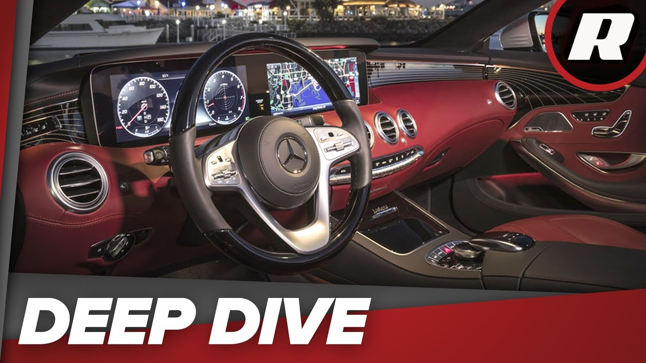 Near perfection: Dive into the tech of the 2018 Mercedes-Benz S560 Cabriolet