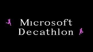 Decathlon . Pc old game