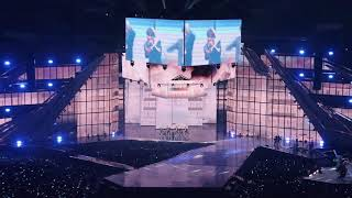 [FANCAM] 113019 MMA BTS (방탄소년단) Boy In Luv LIVE Perfomance (from 4th floor)