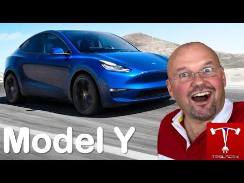 #151 Tesla Model Y - První dodávky v USA | Teslacek