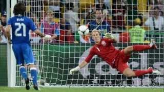 [HD] EURO2012 | England 0 (2) - (4) 0 Italy (Full Highlights/Penalties) | 24/06/2012 | FIFA12