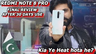 REDMI NOTE 8 PRO FULL REVIEW ! PROS &CONS ! (URDU/HINDI)