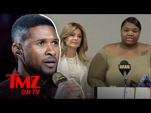 Usher – I Did Not Have Sexual Relations With That Woman! | TMZ TV
