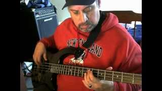 Bass Cover of Linda Ronstadt When will i be Loved in HD.