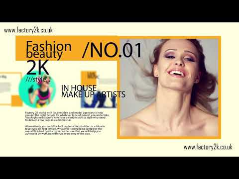 FACTORY 2K STUDIOS PROMOTIONAL VIDEO