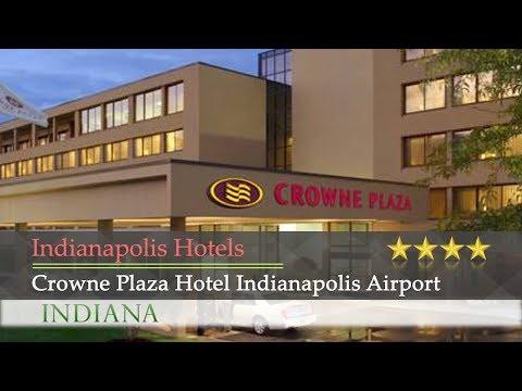 Crowne Plaza Hotel Indianapolis Airport - Indianapolis Hotels, Indiana
