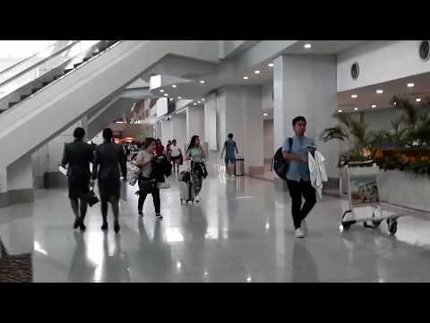 Manila International Airport 2018/ Philippines, Terminal 3