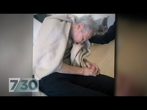 Shocking footage of restrained aged care residents prompts new regulations  730