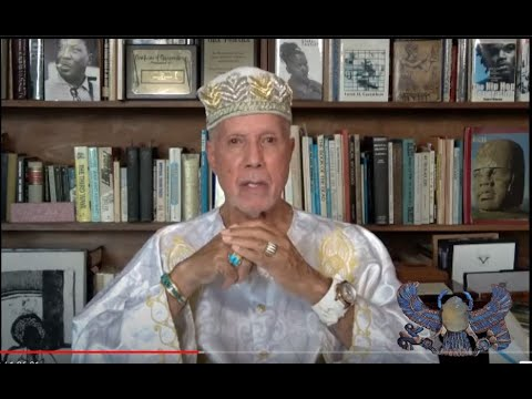 Dr. Oba T'Shaka: Free The Mind The Rest Will Follow